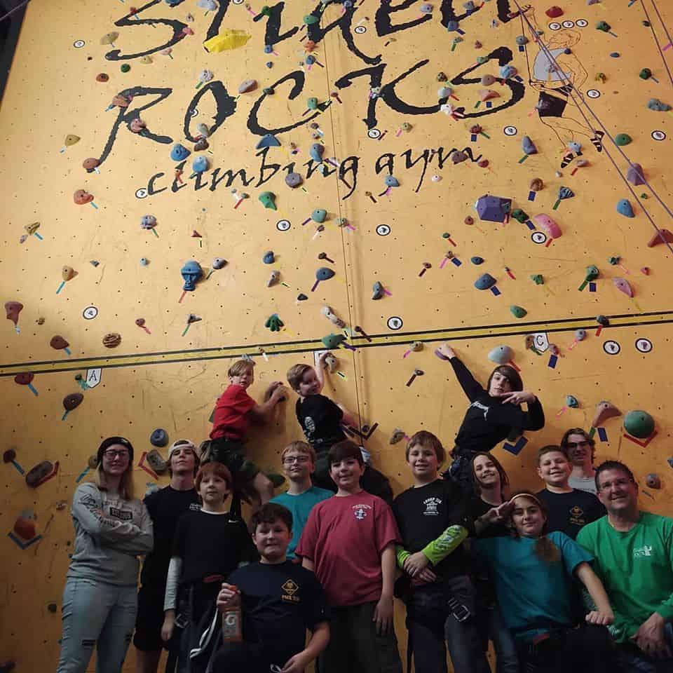 Slidell Rocks