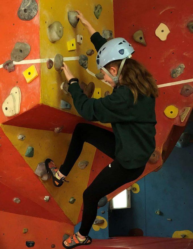 Bourne End Climbing Gym