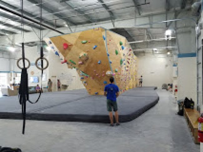 Rock Out Climbing Gym