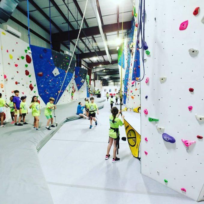 G-Rock Climbing