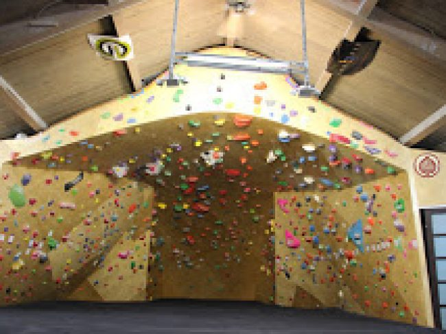 Pure Bouldering Gym