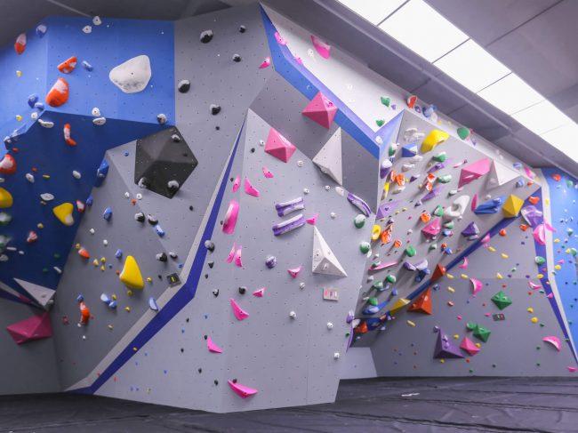 Central Rock Gym Manhattan