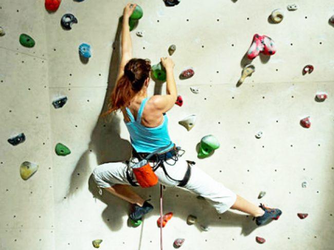 Creation climbing gym, The Epic Centre