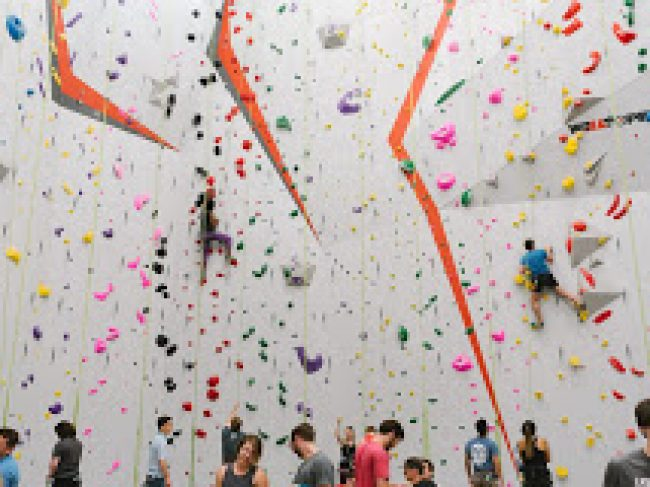 High Point Climbing and Fitness – Huntsville