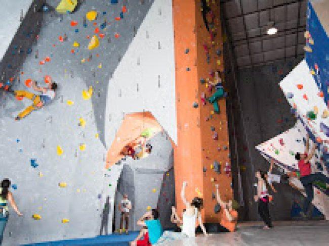 Rock Climb Fairfield