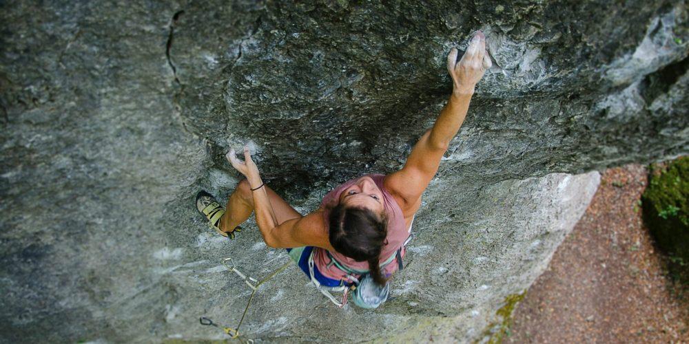 Beginner's Guide To Rock Climbing
