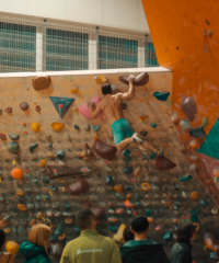 Gravity Sports Climbing Hall