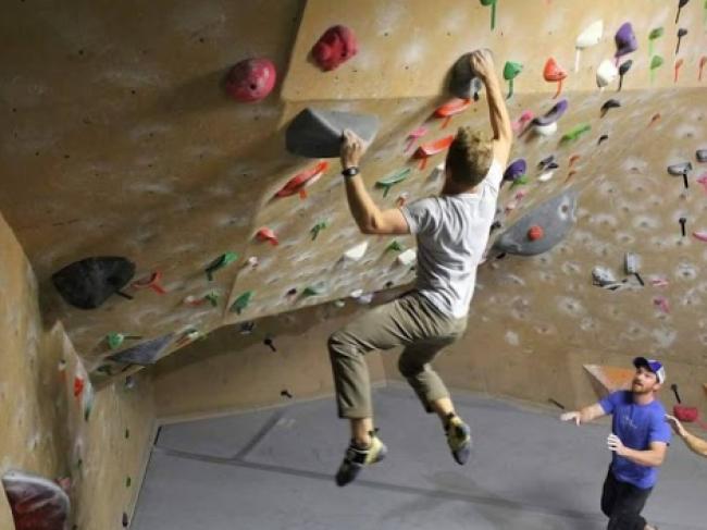 Ozark Climbing Gym