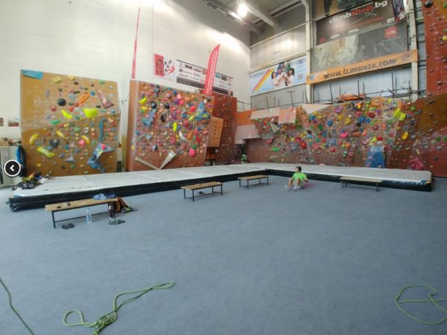 NSA Climbing Gym