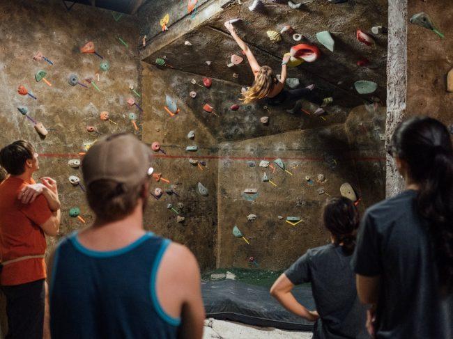 Zion Climbing Center