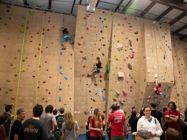 Little Rock Climbing Center