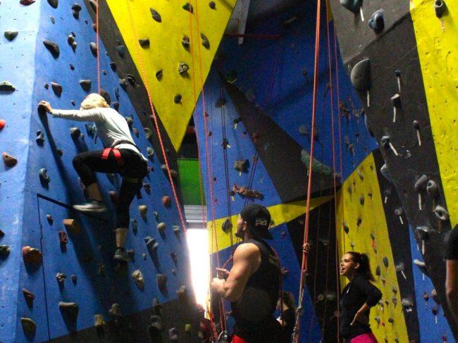Rock City Climbing